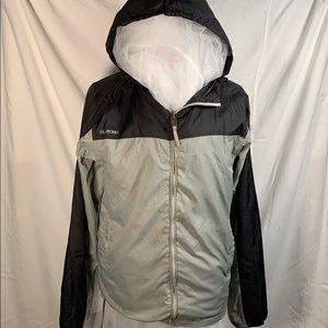 Billabong rain jacket